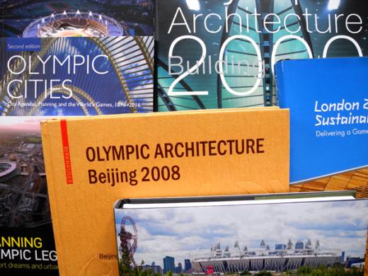 boeken architectuur olympische spelen
